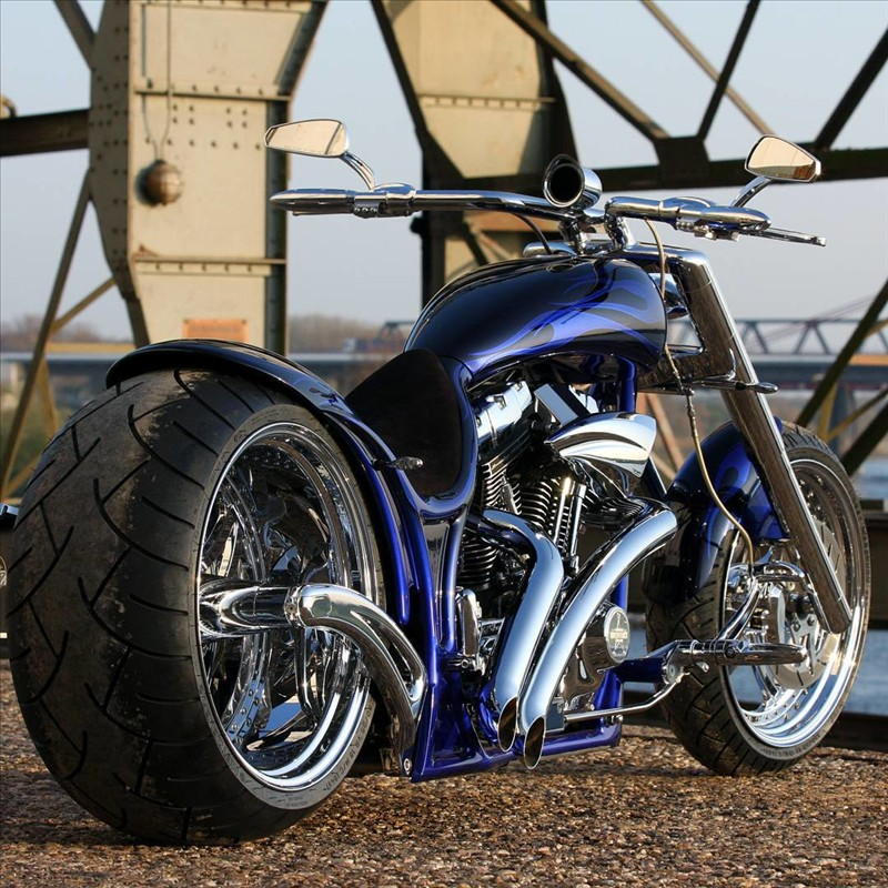 Thunderbike Custom Motorcycles 008