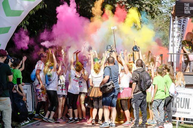 The Color Run Gdynia 2018