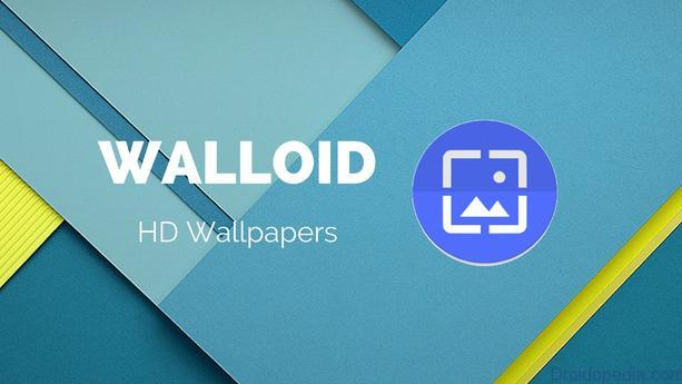 Walloid: HD Stock Wallpapers