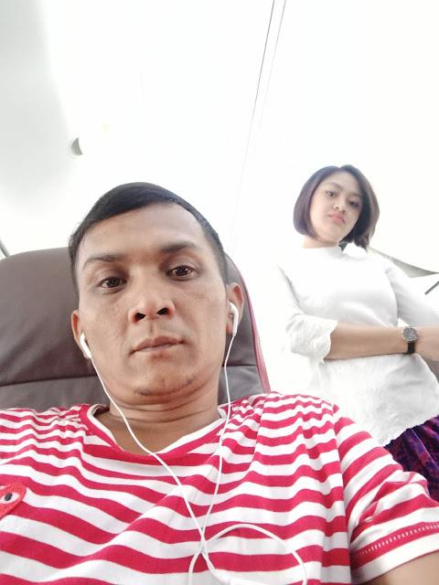 Sarifuddin Ketua Pemuda Hanura Kabupaten Asahan.