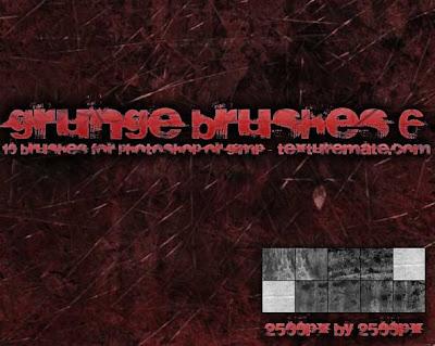 brushes  efectos grunge