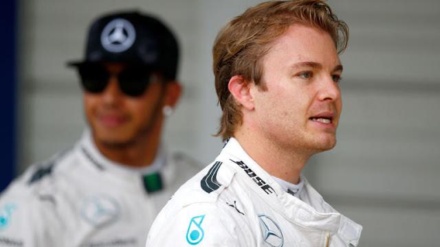 Memuncaki Klasmen, Rosberg : Saya Tetap Akan Fokus