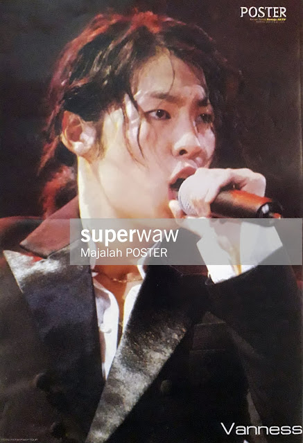 POSTER VANNESS WU