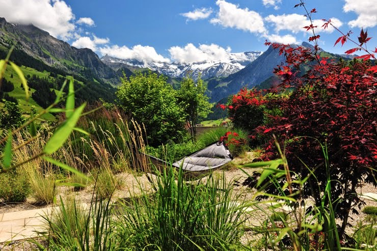 A Luxurious Retreat in the Swiss Alps – the Cambrian Hotel, Switzerland