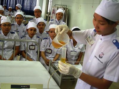 Tuyển sinh ngành y dược tại Bình Thuận