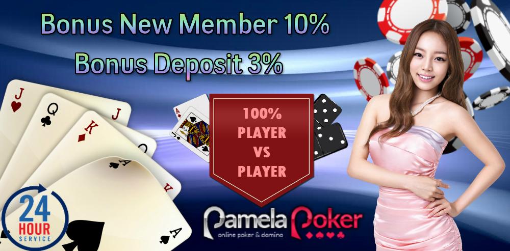 PAMELA POKER, Poker Online Terbaik Bonus Tertinggi dan ...