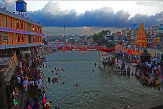 Haridwar Ardh Kumbh Mela 2016
