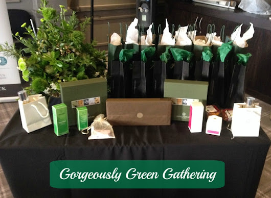 Gorgeously Green Gathering 2015