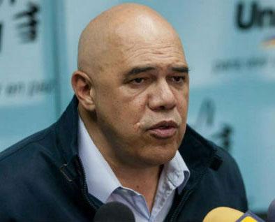 """El primer mensaje de """"Chúo"""" Torrealba tras el encuentro Oposición - Gobierno"""