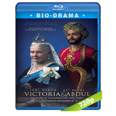 Victoria Y Abdul (2017) BRRip 720p Audio Trial Latino-Castellano-Ingles 5.1
