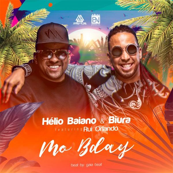 DJ Helio Baiano & Biura - Mo Bday (feat. Rui Orlando)