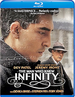 DVD & Blu-ray Release Report, The Man Who Knew Infinity, Ralph Tribbey