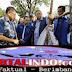 SBY : Dari Pada Dirobek,Copot Baliho Dan Bendara Demokrat