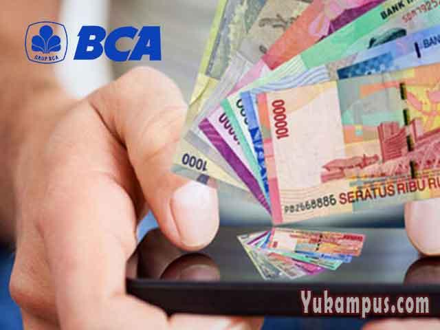 3 Cara Mengecek Saldo ATM BCA Lewat HP - YuKampus