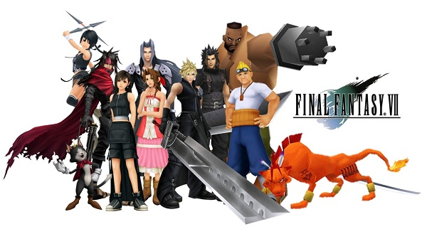 Final Fantasy VII (1997)
