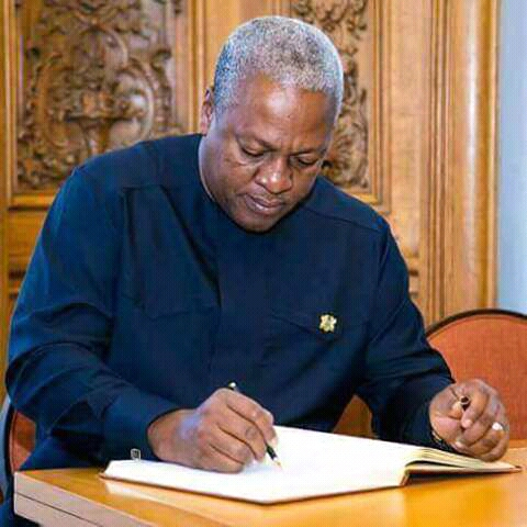 President John Dramani Mahama has delegated Mr Daniel Domelovo as the new Auditor-General