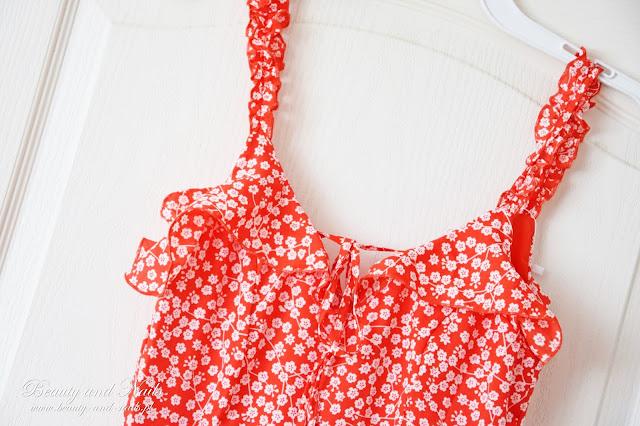 ZAFUL| sukienki i bluzka, które zamówiłam.