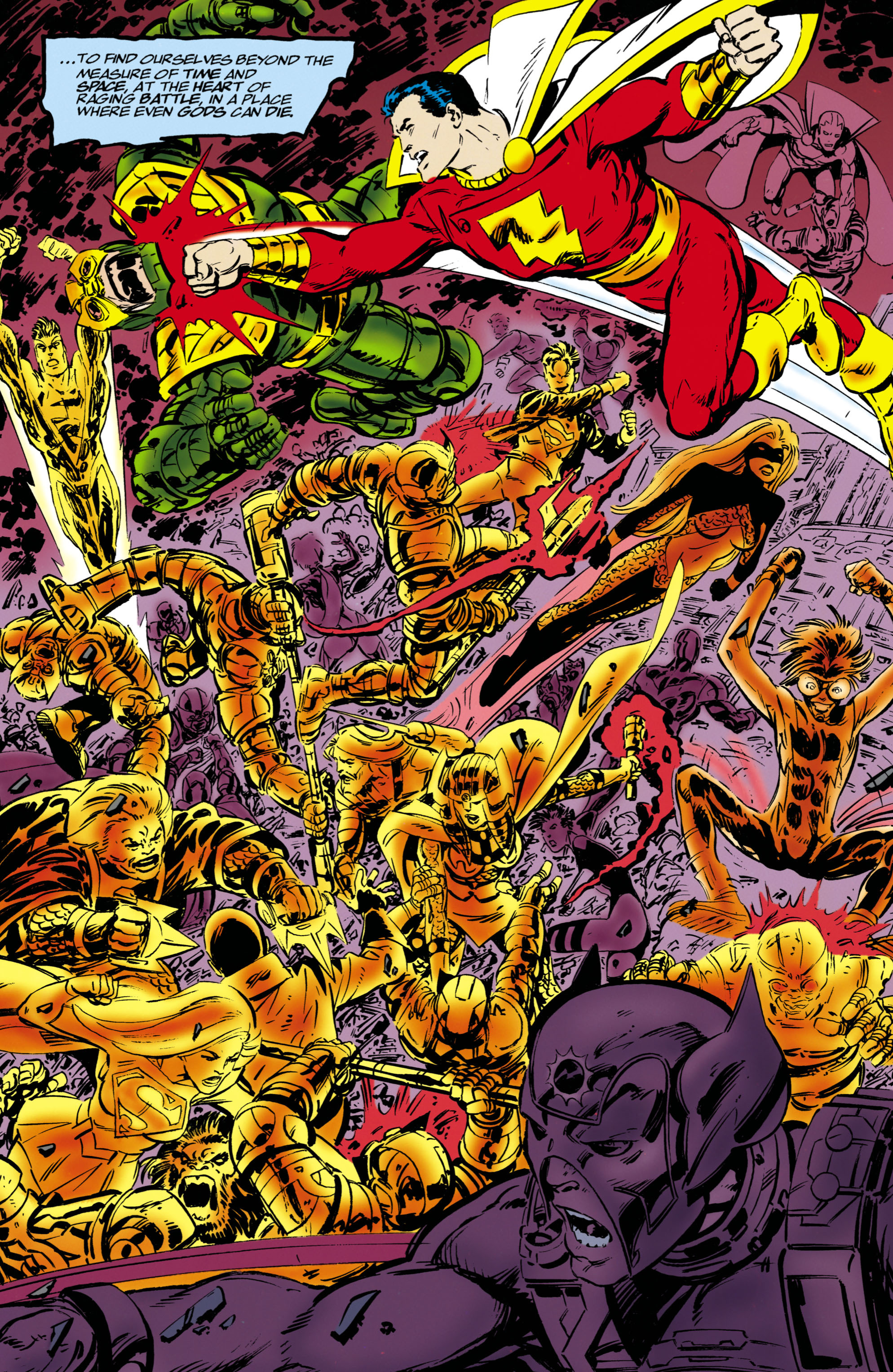 Read online Wonder Woman (1987) comic -  Issue #126 - 12