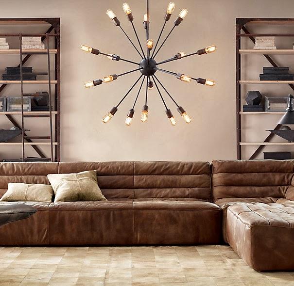 exposed bulbs, accent piece, lamp, chandelier, lighting, living room, design, decor