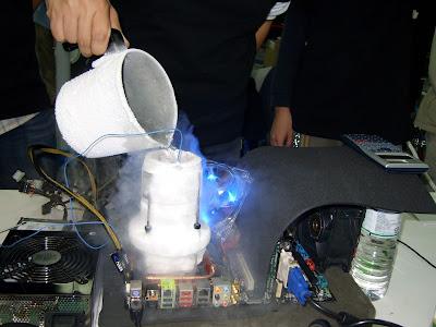 Ketahui Penyebab CPU/Processor Cepat Panas