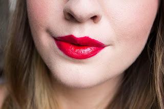 Lip Paint Lacquer L'Oréal Red fiction