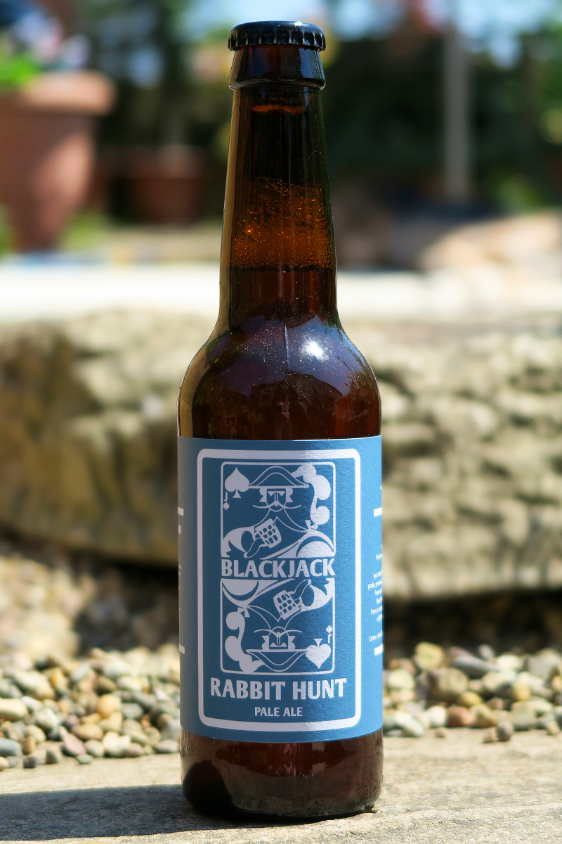 Blackjack Rabbit Hunt from The Beer Isle June Subscription Box - North West England