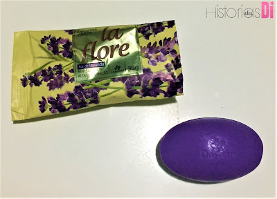 Mini sabonete La Flore Davene - Glambox do mês de dezembro