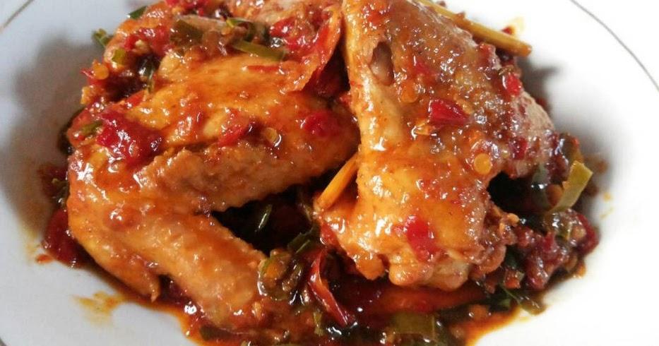 Cara memasak resep ayam rica-rica spesial pedas + Video