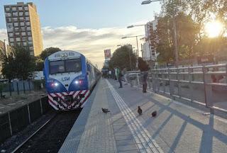 Cambiarán el nombre a la estación Chacarita