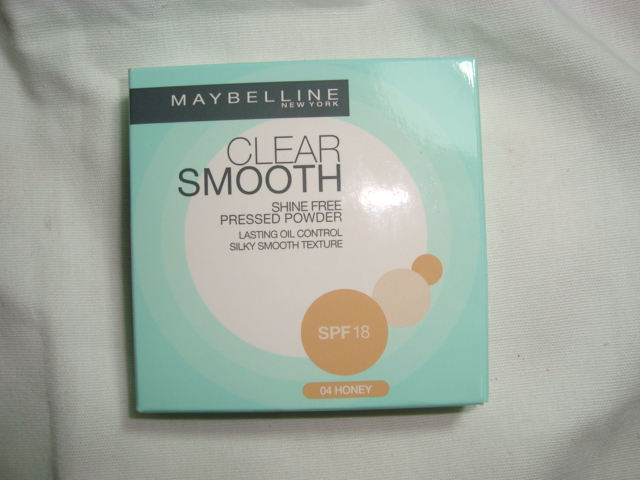 Maybelline Pressed Powder Review