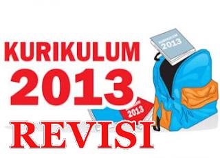 Kurikulum 2013 Revisi