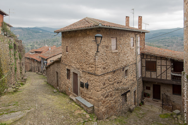 Miranda del Castañar Salamanca pueblo bonito