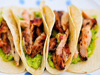 Easy Chicken Tacos in Home Recipes