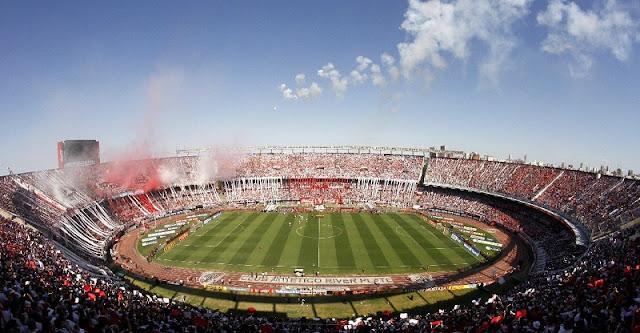 Estádio Monumental de Nuñez em Buenos Aires