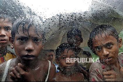 UNICEF: Anak-anak Rohingya Bagaikan Melihat Neraka