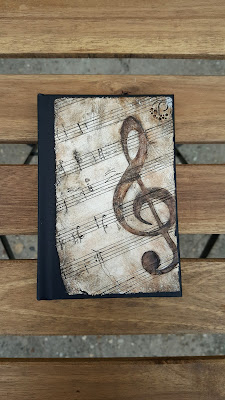 notes, cover, book, music, musica, muzyka, nuty, prezent, osobisty