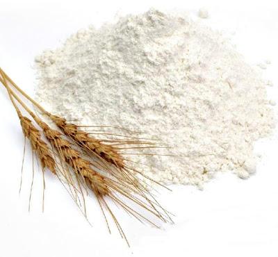 Venenos blancos harina de trigo
