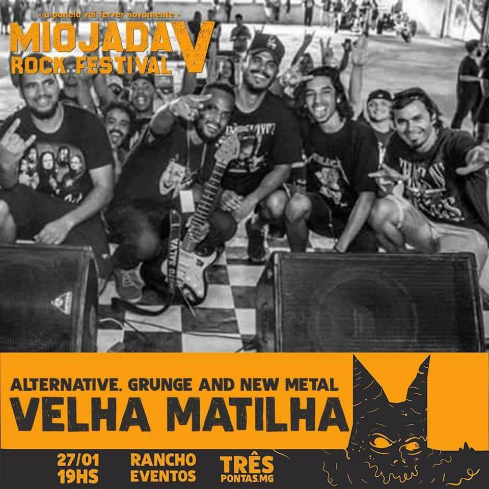 Recomendação de bandas autorais brasileiras