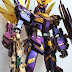 MG 1/100 Banshee Norn - Prism Coating Painted Build
