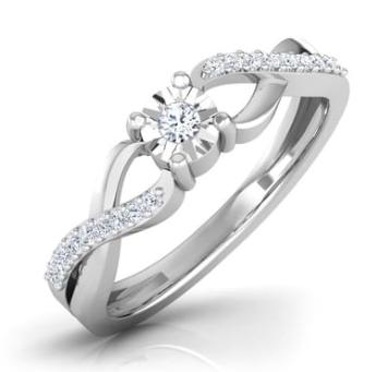 Grandiose Ring Caratlane