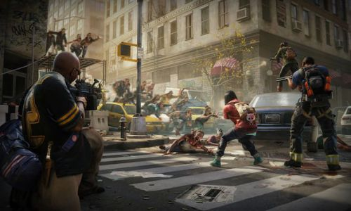 Download World War Z PC Game Full Version Free