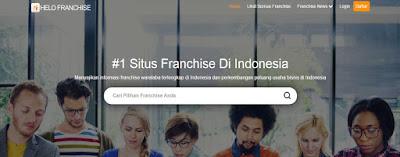 Daftar Franchise Waralaba Indonesia 2017