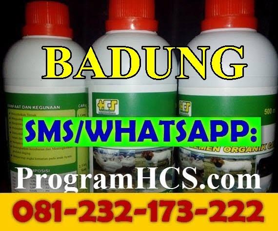Jual SOC HCS Badung