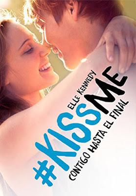 #KISSME 4. Contigo hasta el final Elle Kennedy (Alfaguara - 27 Abril 2017) PORTADA LIBRO