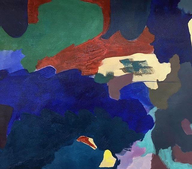 10 Contoh Lukisan Abstrak Keren Paling Top Koleksi Terbaru Admin