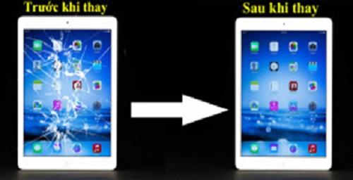hình ảnh minh họa thay mặt kính ipad 2 tại Đà Nẵng