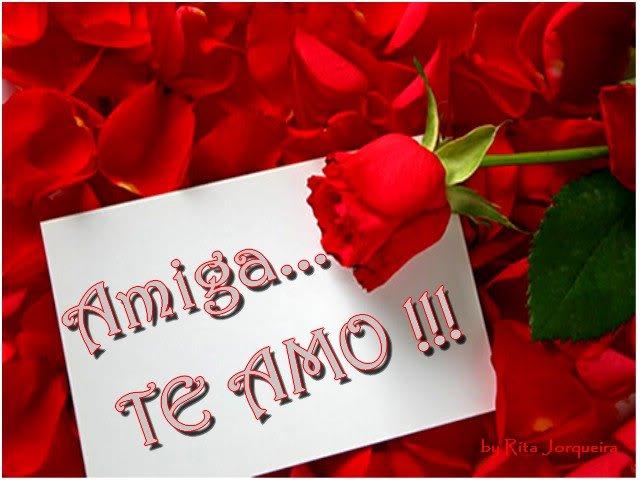 Feliz Aniversario Mi Amooor Te Amo Te Amo Te Amo: Mensagens Da Net: Amiga Te Adoro Recados