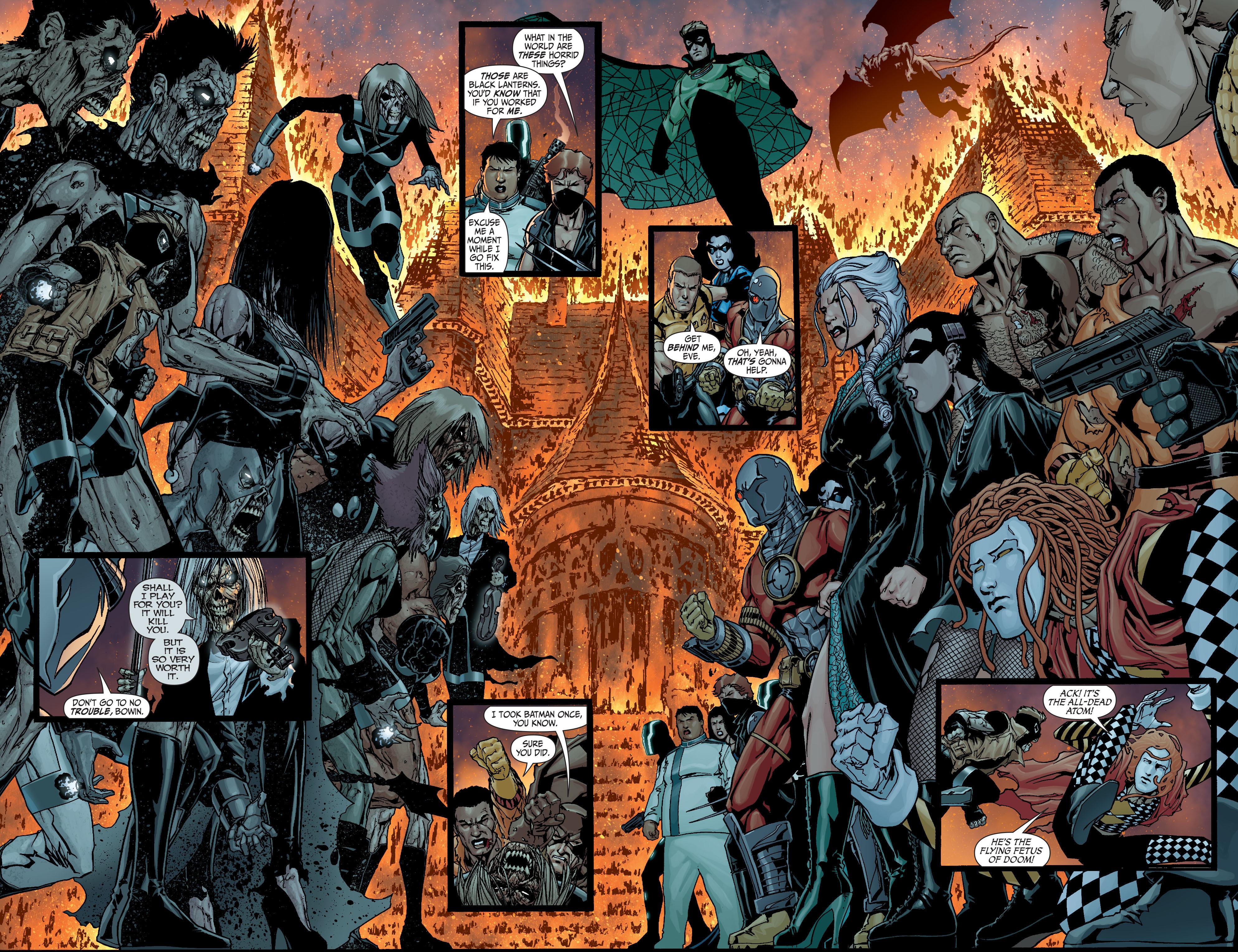Read online Secret Six (2008) comic -  Issue #18 - 13