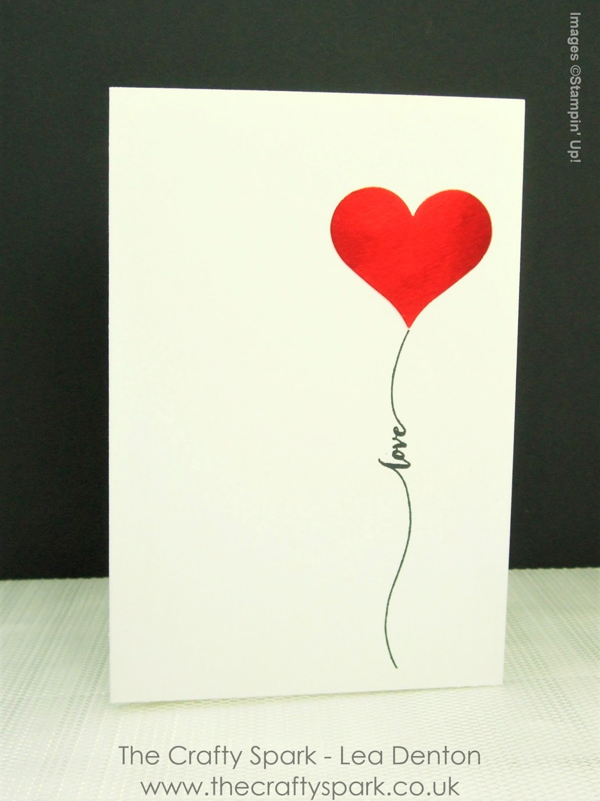 Super Simple Speedy Cards on Sunday 3 Valentines Day The – Simple Valentines Day Cards