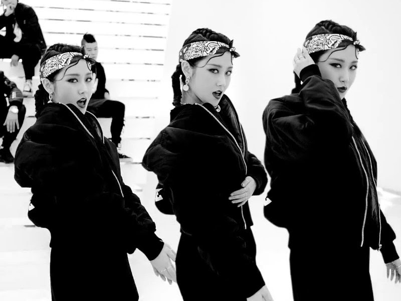 Gayoon 4Minute Crazy